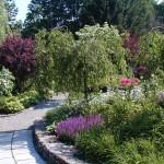 Paths & Plantings