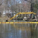 Mt. Kisco CC Maintenance Dredge