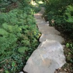 Native Stone Steps