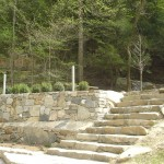 Stone Walls, Steps & Railings Kent Falls