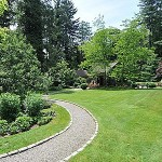 Residential Path Landscaping Redo