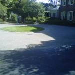 Courtyard  Rye