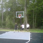 1/2 Court Basketball