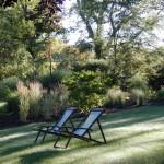Wildflower Garden Contemplation area