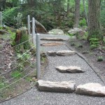 Walks, Fencing, Outlook Platforms Kent Falls Ct.