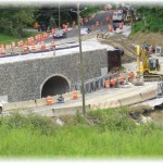 Precast Bridge Installation
