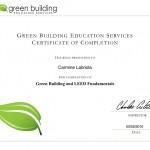 LEED Certificate