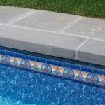 Stone Coping added to Liner Pool